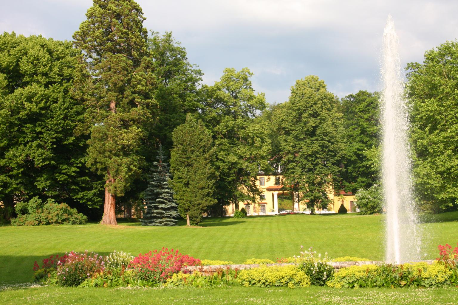 Hofmarschallamt   Schloss Altenstein   Rundfahrt